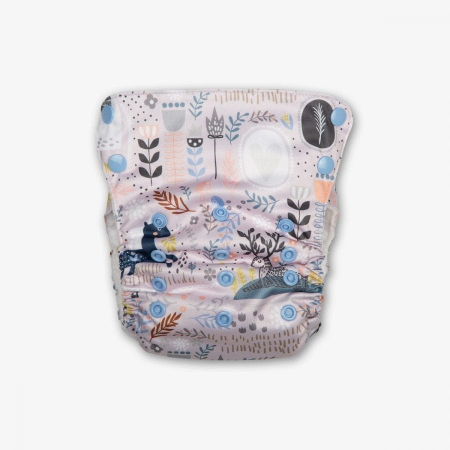 Diapers for baby - Just Bumm Aurora Pocket Diapers