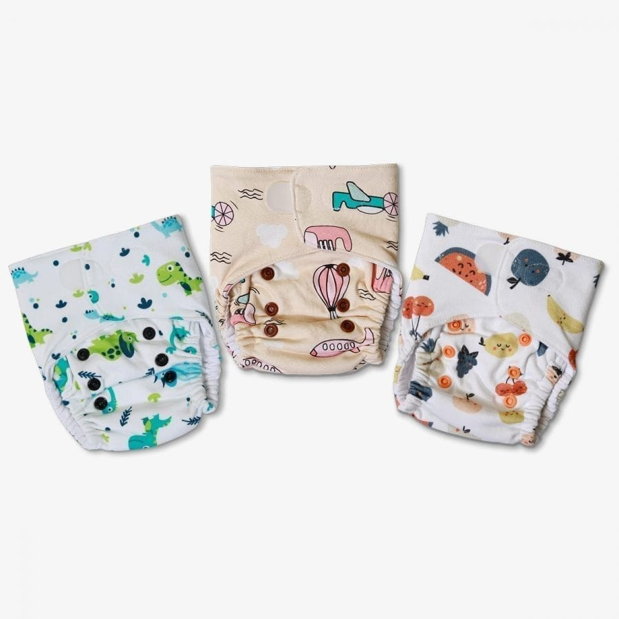 Nappies for babies made in India