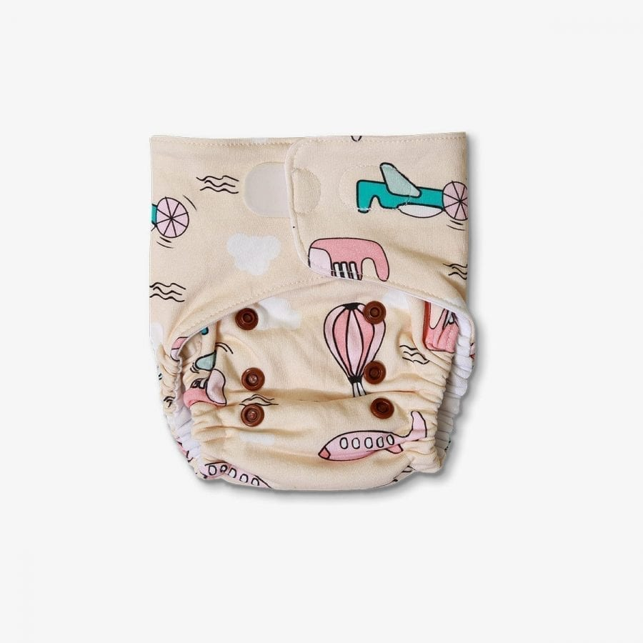 Nappies for babies - Organic Cotton Cloth Nappies in India
