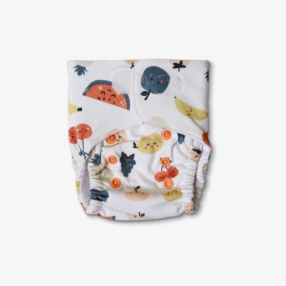 Fluffie - Organic Cotton Padded Nappy
