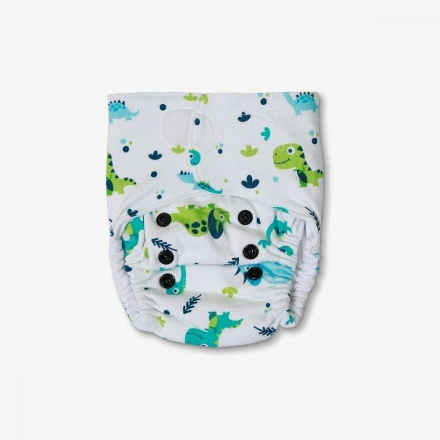 Nappy for babies made in India with baby soft velcro closure