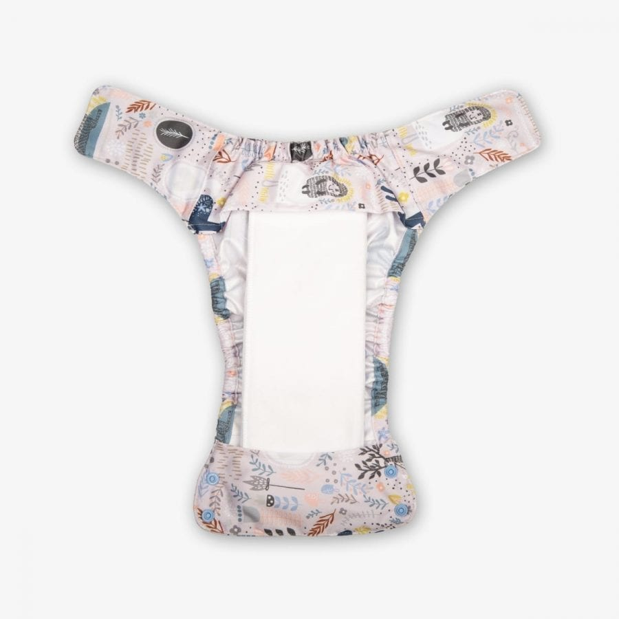 Diaper Cover with Pad