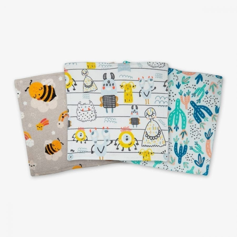 Wipes Pack of 3 Hive Five, Monstropolis, Prickles