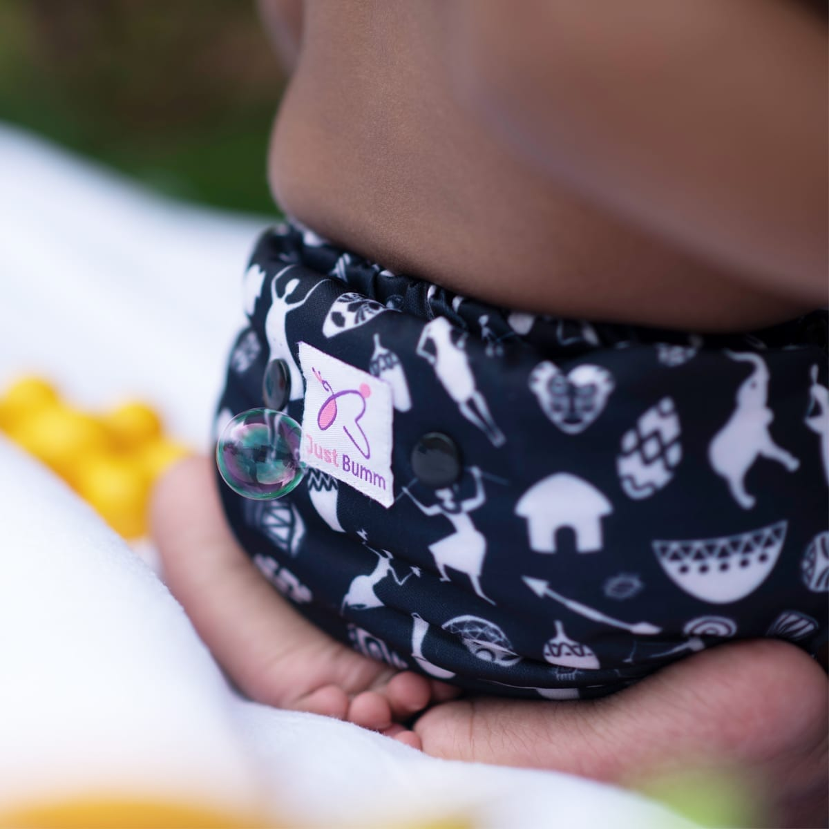 5 Reasons to choose cloth diapers