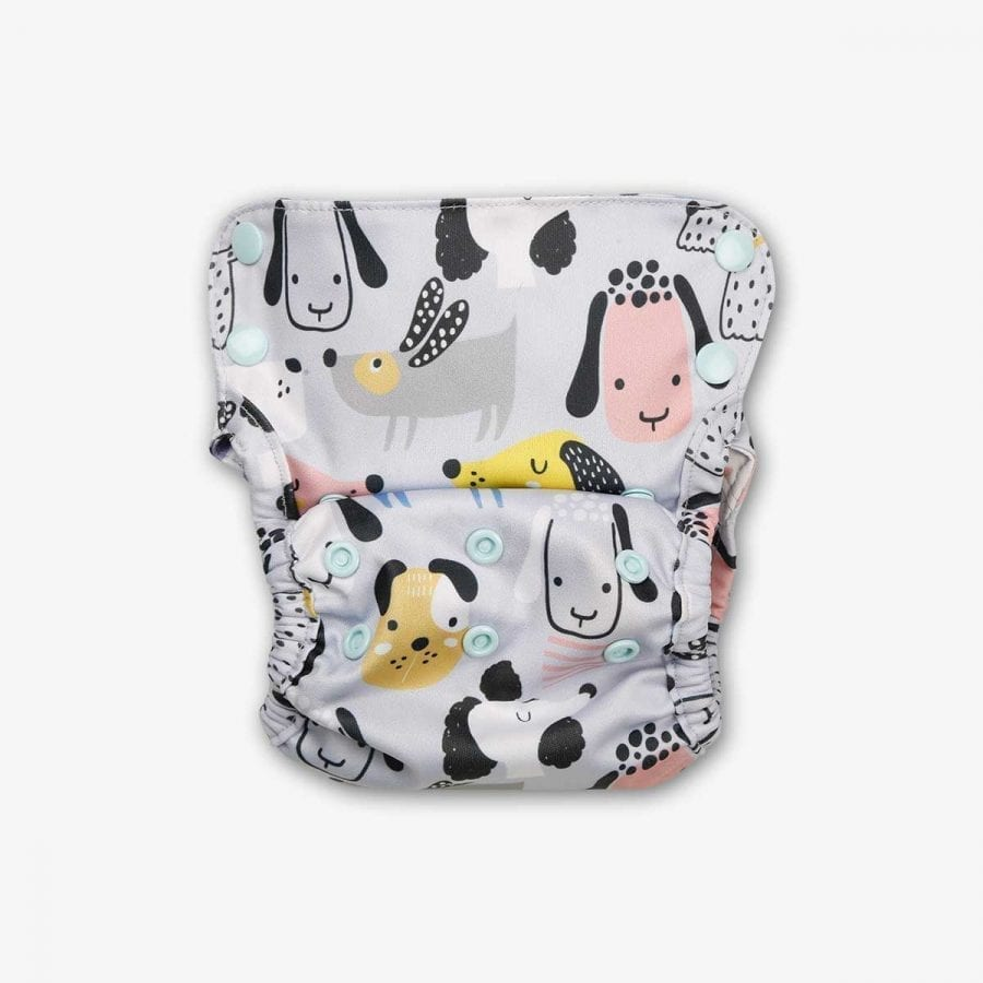 Diaper Cover - PS I Woof You