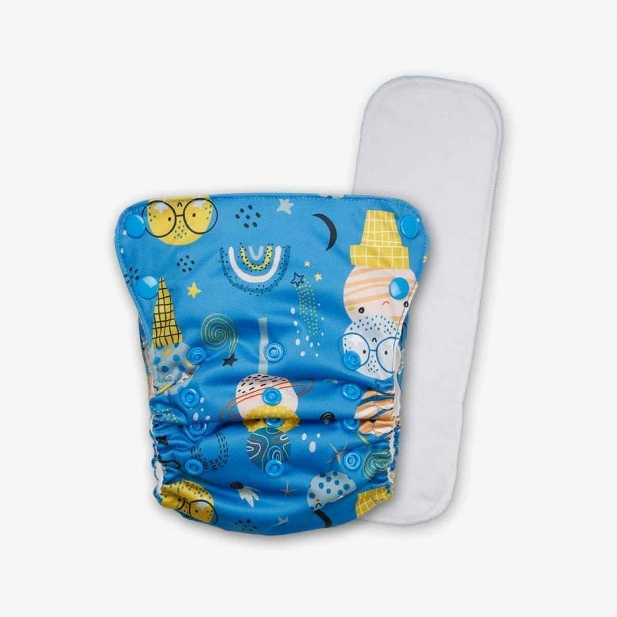 I'm So Cool - Reusable Pocket Diapers with Inserts