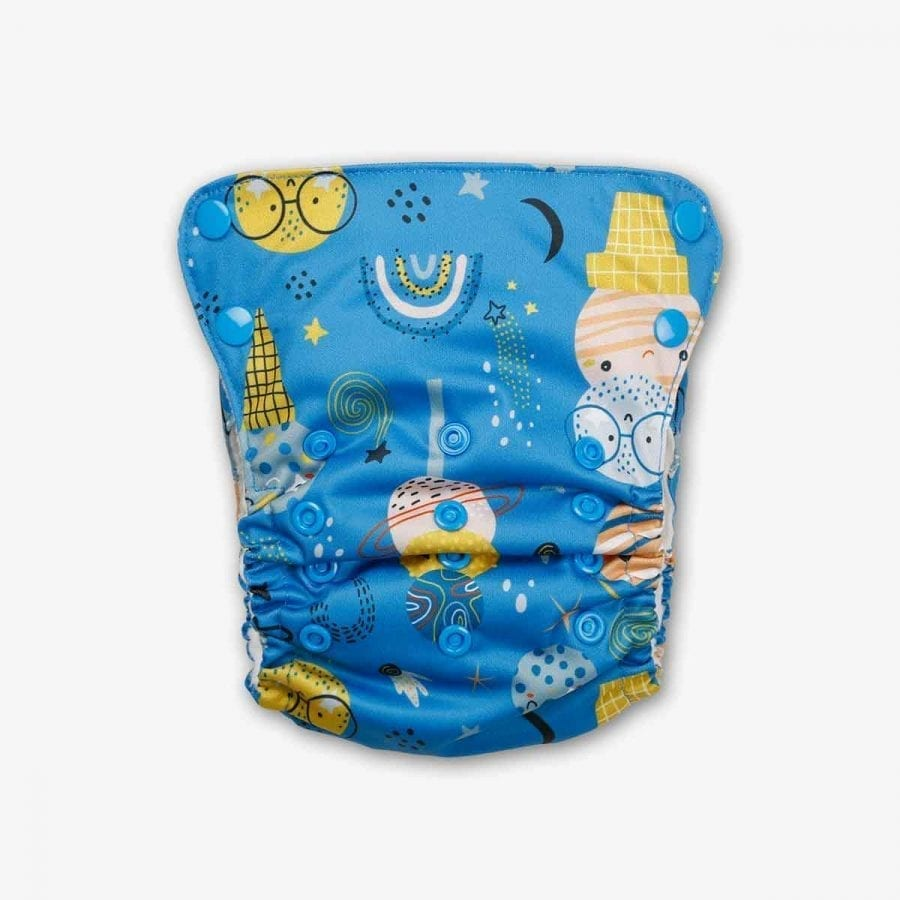 I'm So Cool Reusable Pocket Diapers