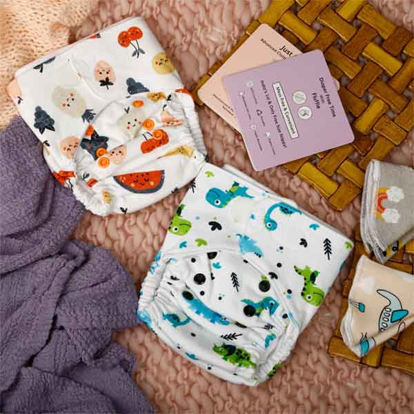 Diaper free time cloth nappies, langots for babies