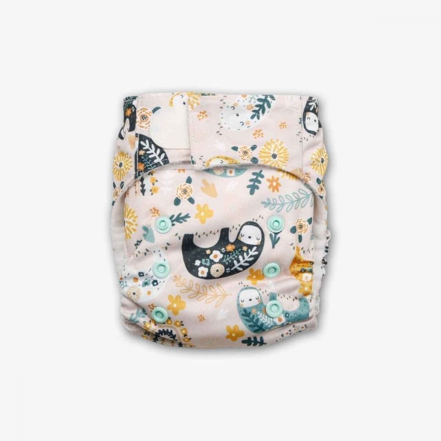Newborn Washable Diapers - Hanging Cuddles