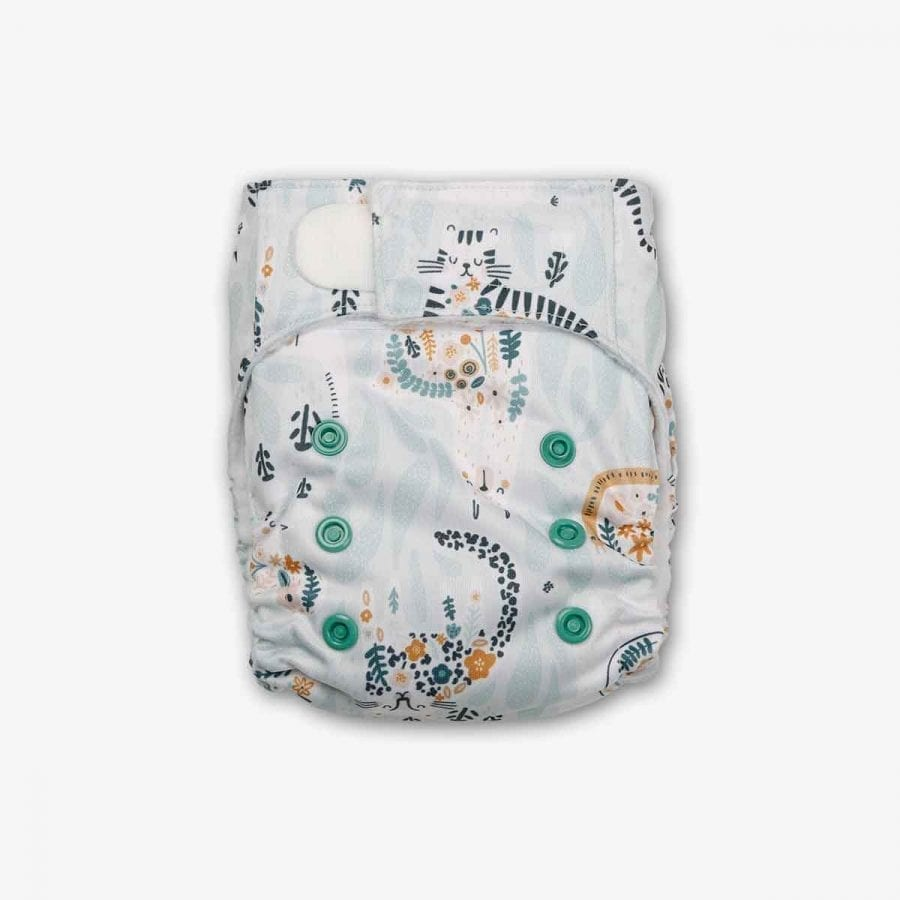 Jazzy Sassy Newborn Diapers for babies
